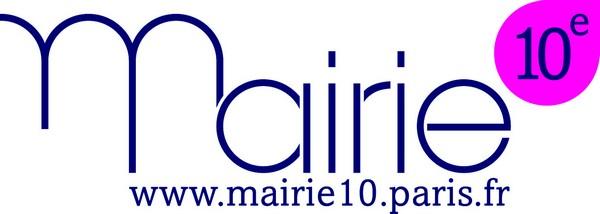 Logo Mairie Paris 10e