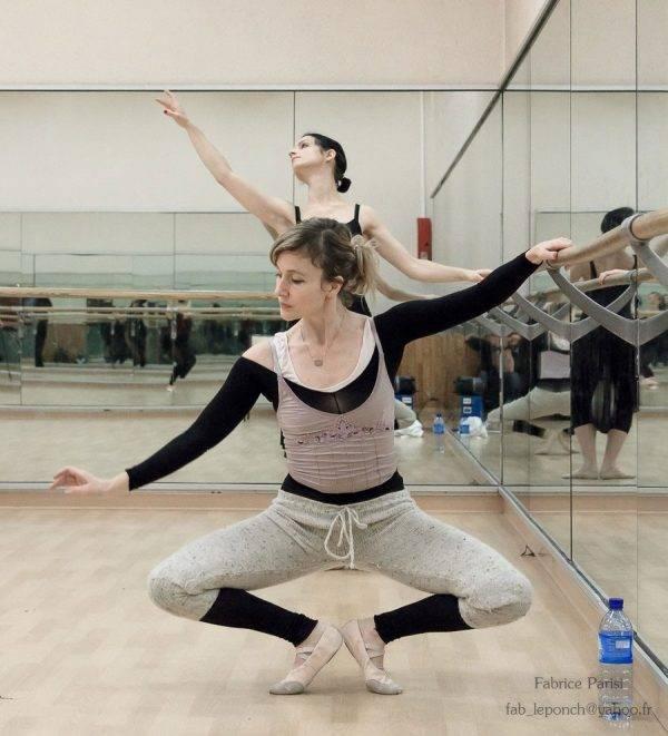 Barre-danse-classique